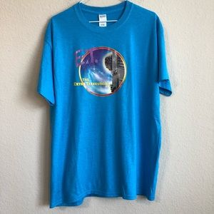 Vintage E.T. Iron-On On New T-Shirt NWT